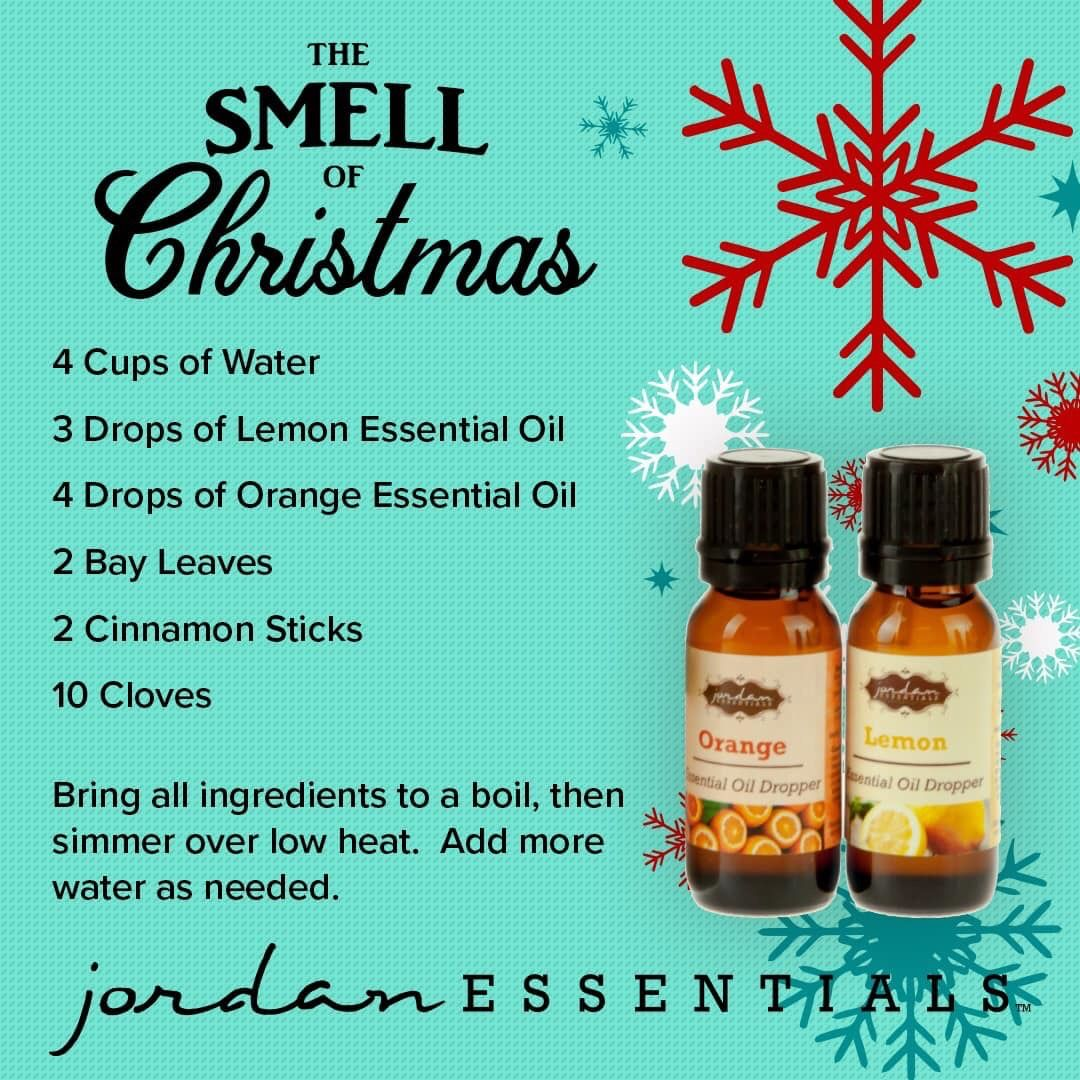 Christmas essential oils with images essential oils