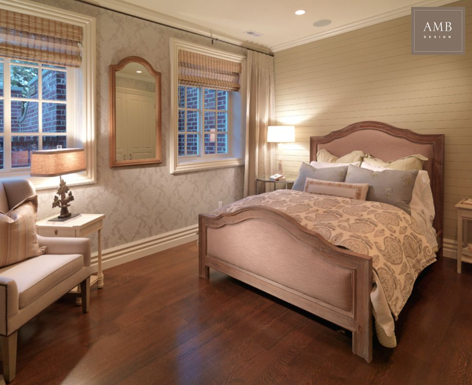 Classic design by Anne Marie Barton   Master Bedroom ...
