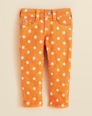True Religion Infant Girls' Casey Star Print Jeans - Sizes 6-18 Months  Bloomingdale's