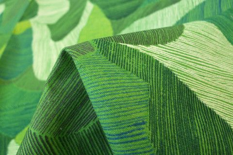 Mountain View Green - Japanese Cotton - Tessuti Fabrics - Online Fabric Store - Cotton, Linen, Silk, Bridal & more