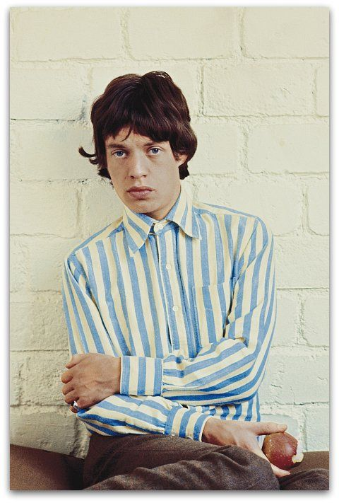 Jagger by Jean-Marie Périer