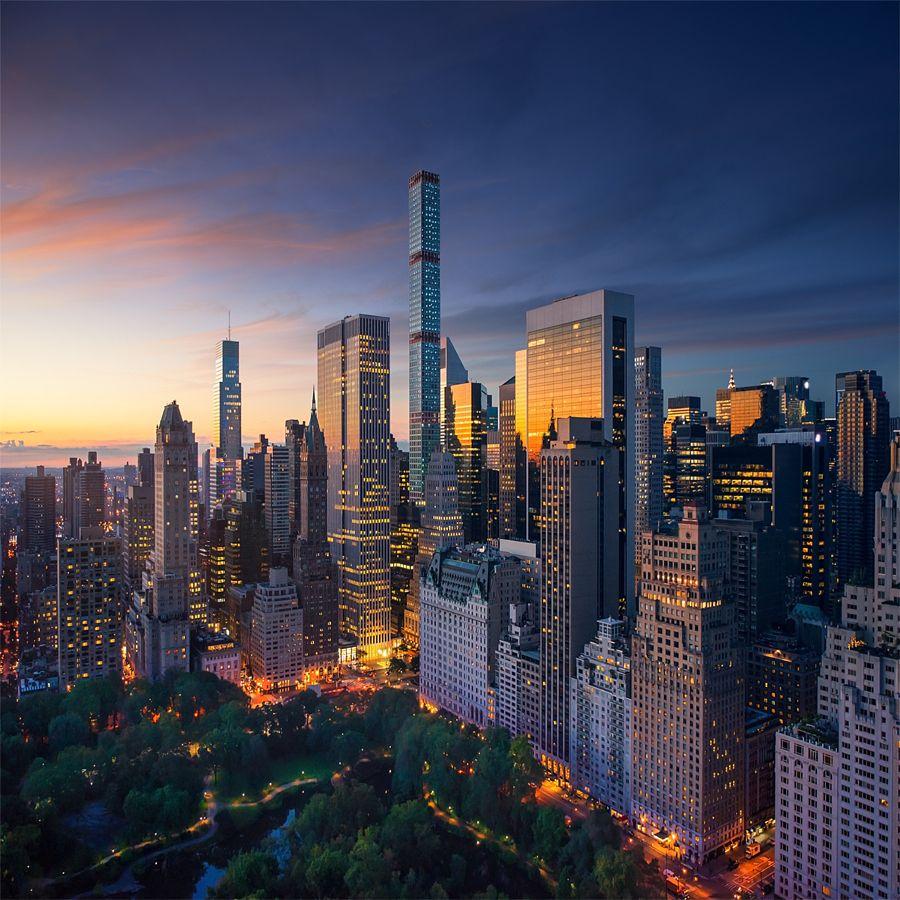 NYC morning by Ilja Mašík Photo 137671205 500px New