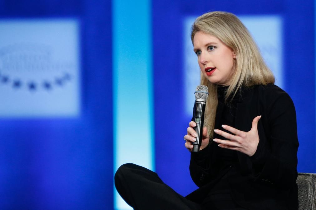 Theranos CEO Elizabeth Holmes Banned From Running Labs