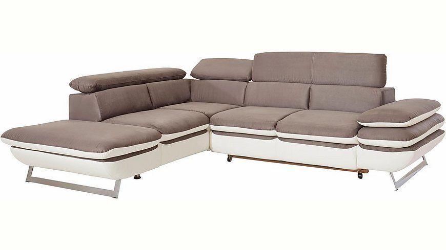 Quelle Sofa inosign polsterecke prestige wahlweise mit bettfunktion jetzt