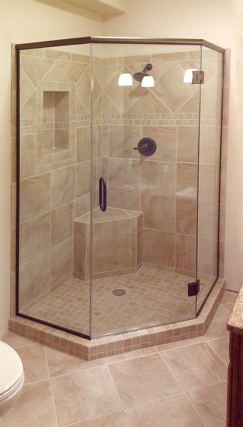 Heavy Glass Shower Enclosures | Shapeyourminds.com
