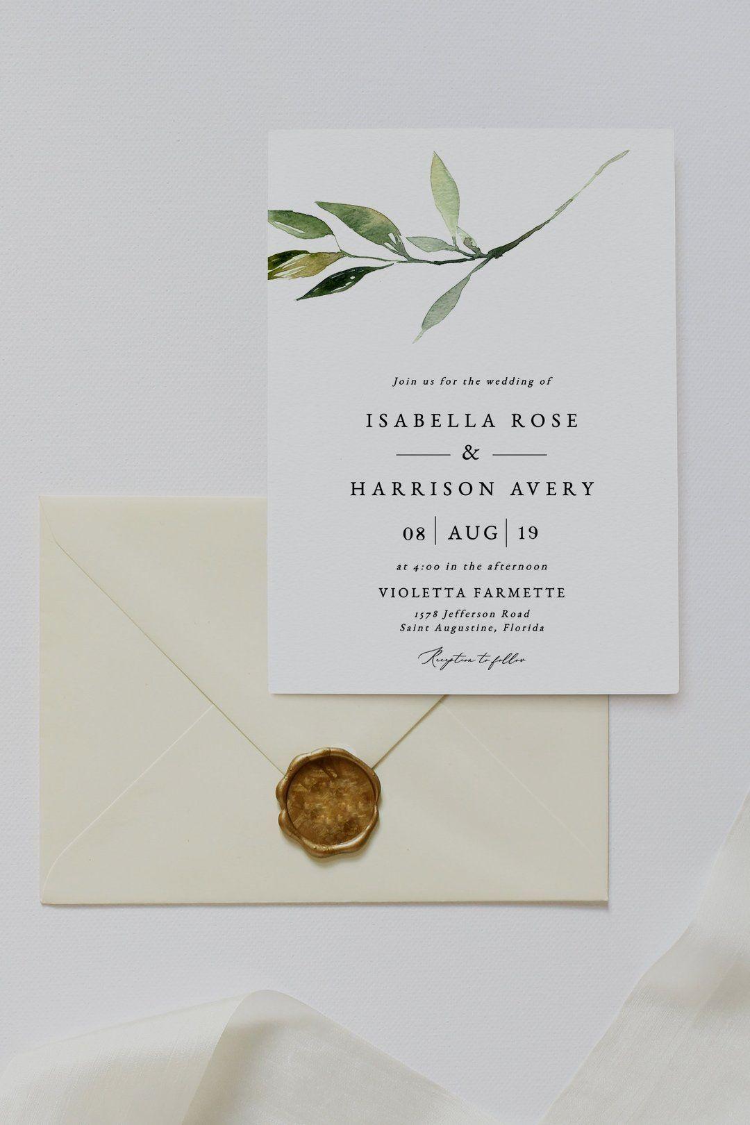 Laser Cut Glitter Wedding Invitations Card Envelope Kit Bridal Shower Invite 5x7