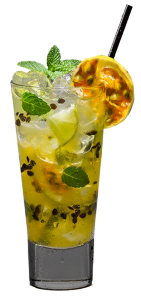 New cocktails have been addedl including this Bajan Mojito