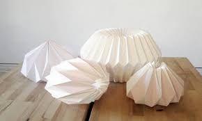 Resultado de imagen para Ma lampe en origami
