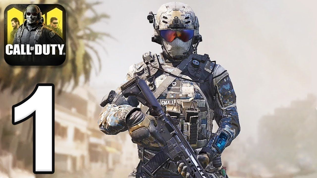Call of duty mobile gameplay walkthrough part 1 ios
