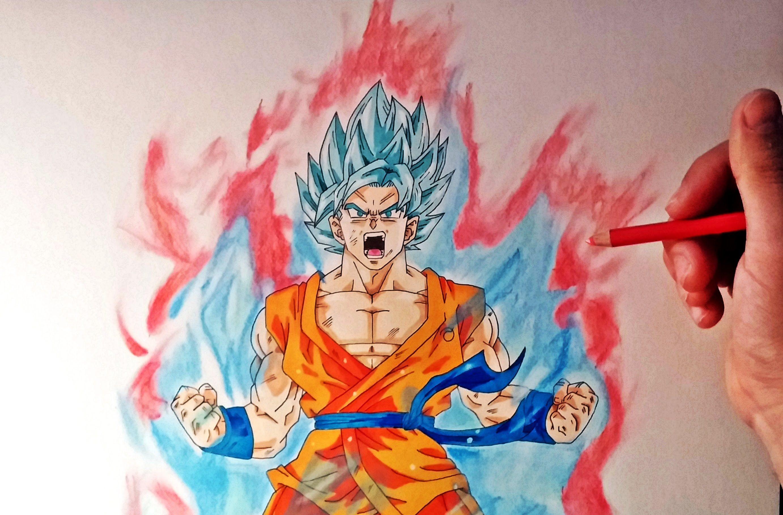 Dibujos Para Colorear De Dragon Ball Z Gohan Ssj2 Ideas