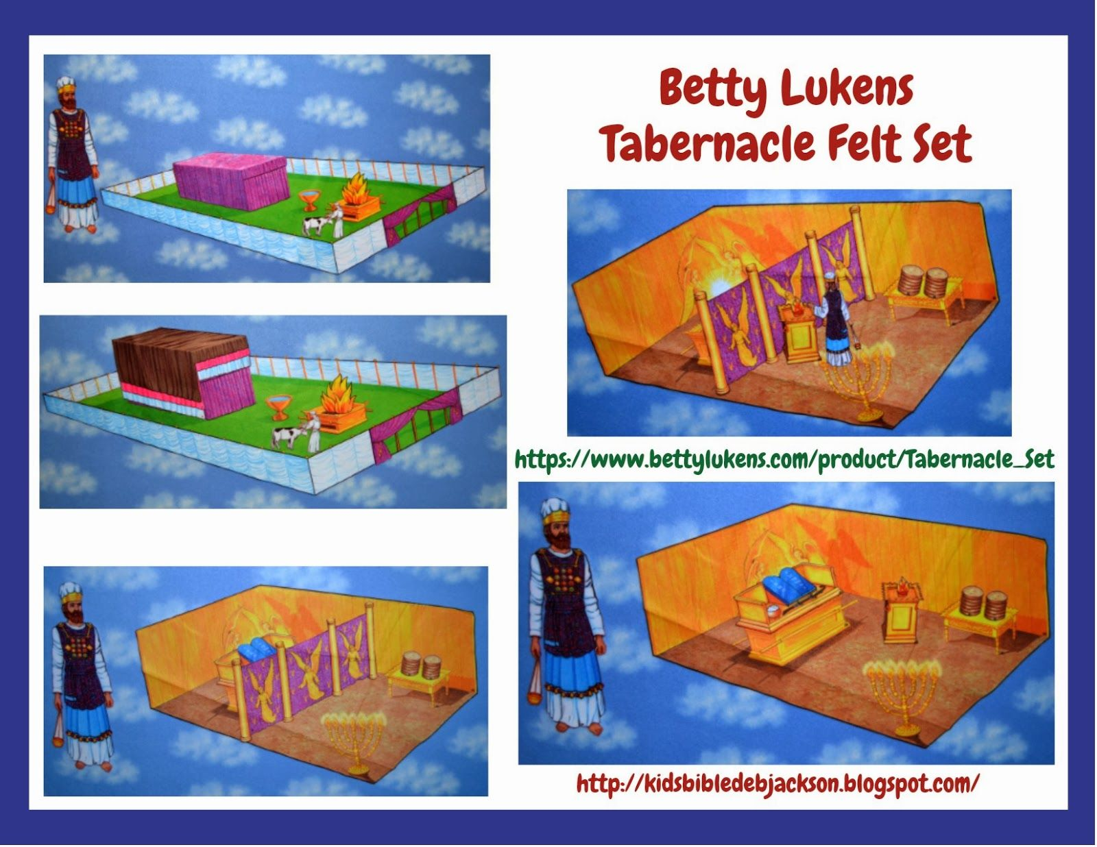 Moses Tabernacle Worship In Wilderness