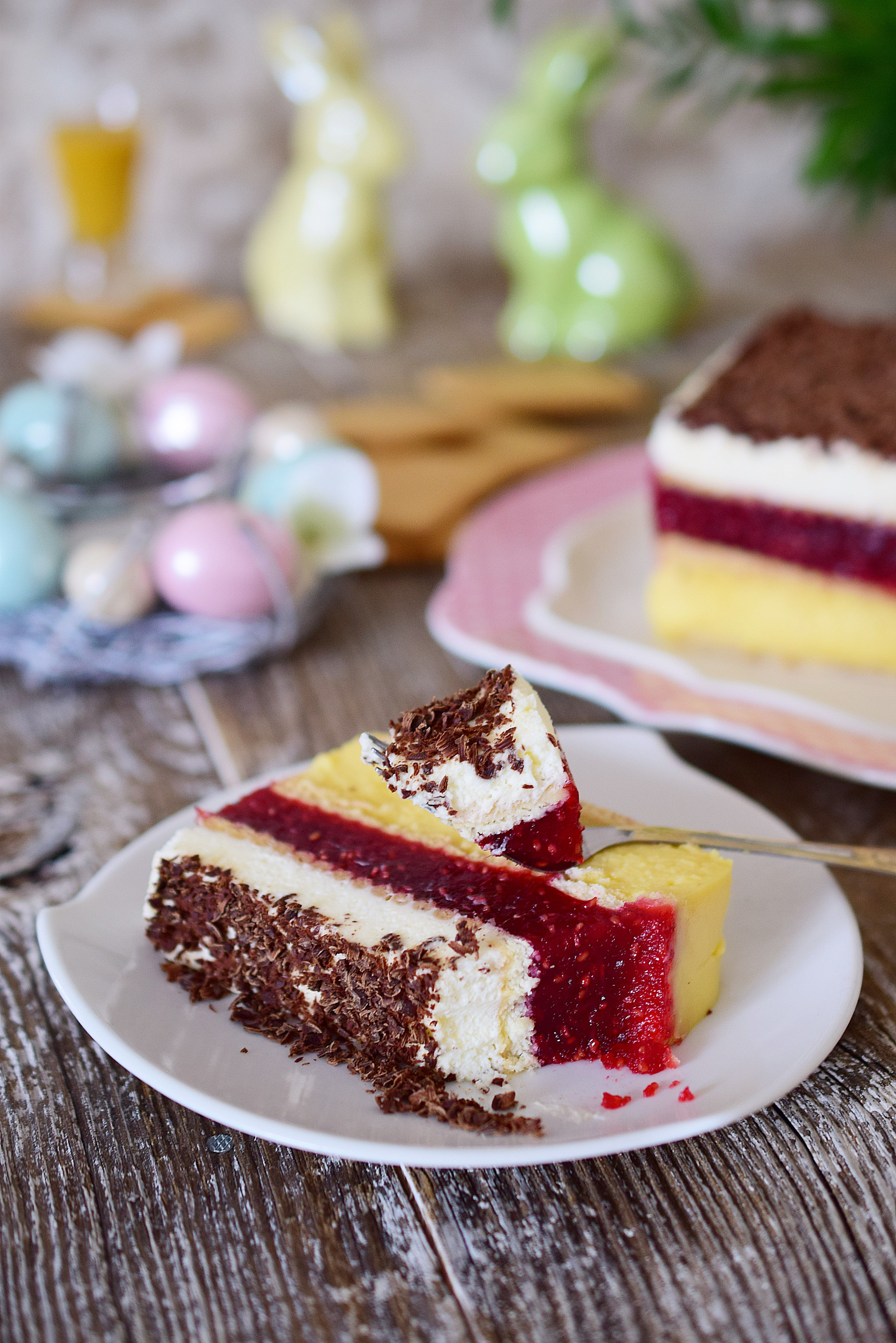 Malinowy Adwokatek Bez Pieczenia Recipe Desserts Cake Recipes Homemade Recipes