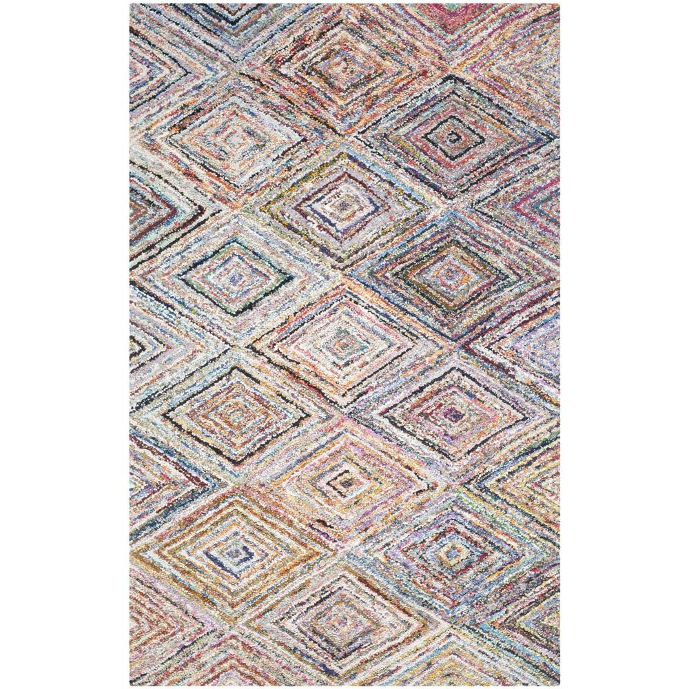 Safavieh Handmade Nantucket Multi Cotton Rug (9' x 12') - Overstock™ Shopping - Great Deals on Safavieh 7x9 - 10x14 Rugs