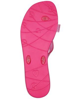 0df4c3712 Guess Tutu Bow Flip Flops - Yellow 10M