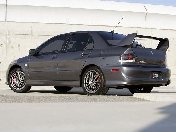 Mitsubishi Lancer Evolution IX SE (2006 U2013 2007).