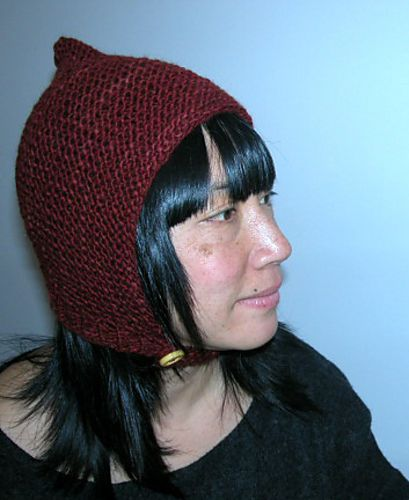 3cf23996956 Free Ravelry  Heidi bonnet pattern by The Knit Cafe Toronto ...