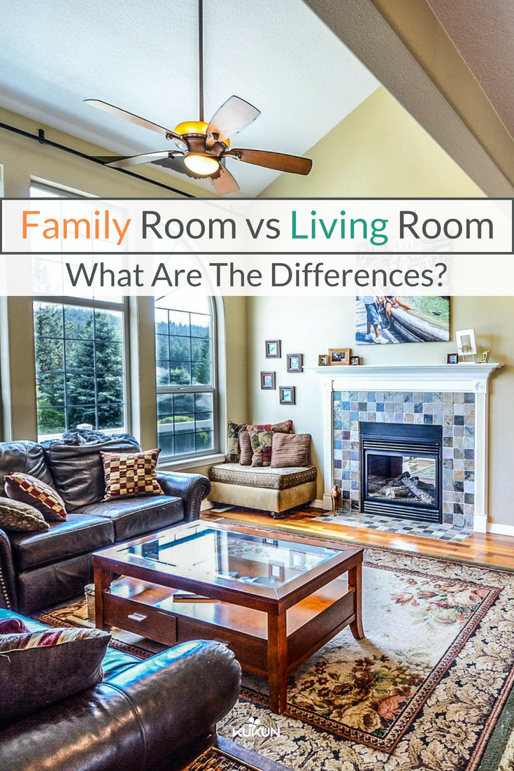Family Room Vs Living Room Learn About Their Differences Living