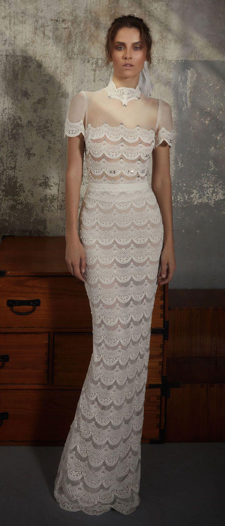 Lior Charchy Fall 2018 Wedding Dresses