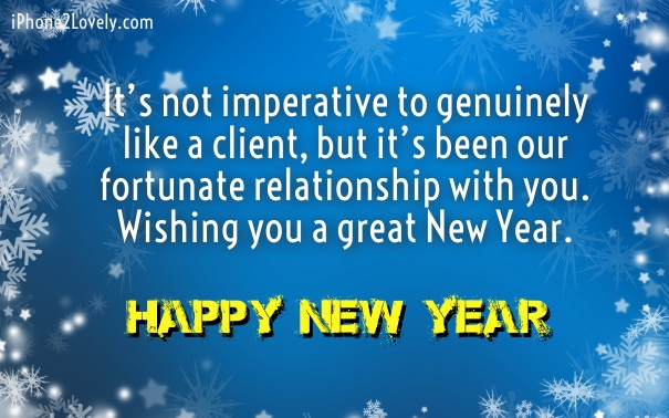 30 Best New Year 2020 Wishes For Clients Customers Iphone2lovely Happy New Year Quotes Business New Year Wishes New Year Wishes Quotes