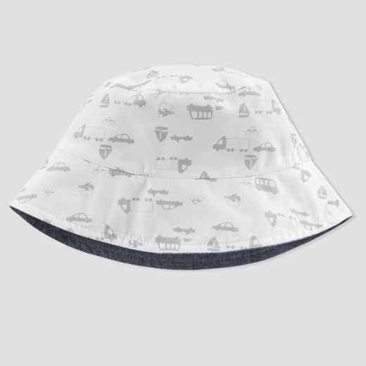 089c5e7f55bbd Baby Boys  Chambray Bucket Hat - Just One You® made by carter s Blue ...