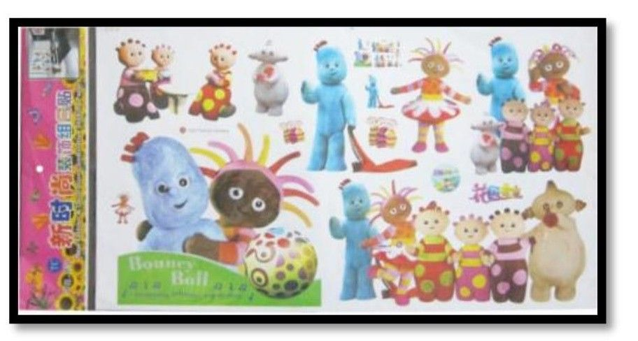 Charming In The Night Garden Stickers   Google Search Part 14