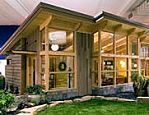 Prefab 'In-law' Cottages Mix High-tech Features, Comfort