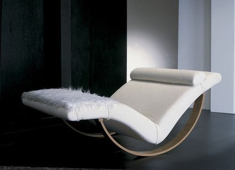 Perfect Rock On With Yourself And A Friend: Our Gabbiano Rocking Chaise By  Giovannetti Has Room Great Ideas