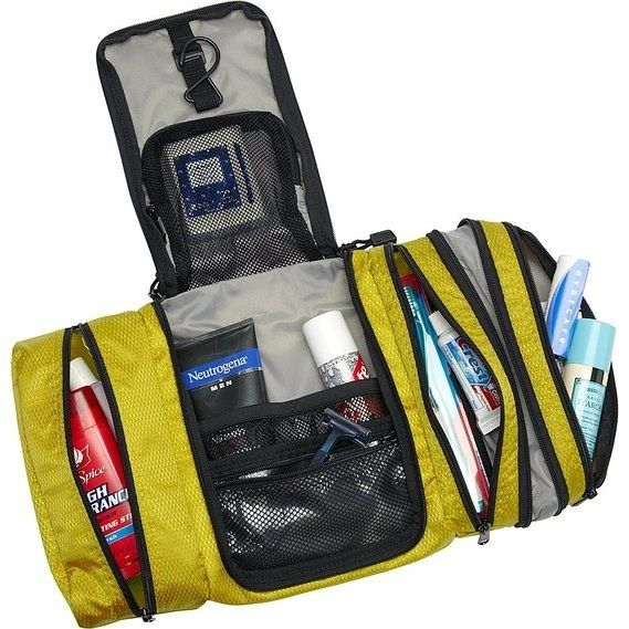 ef02018ca3 The eBags Pack-It-Flat ( 30) toiletry kit is a compact solution for  overpackers.
