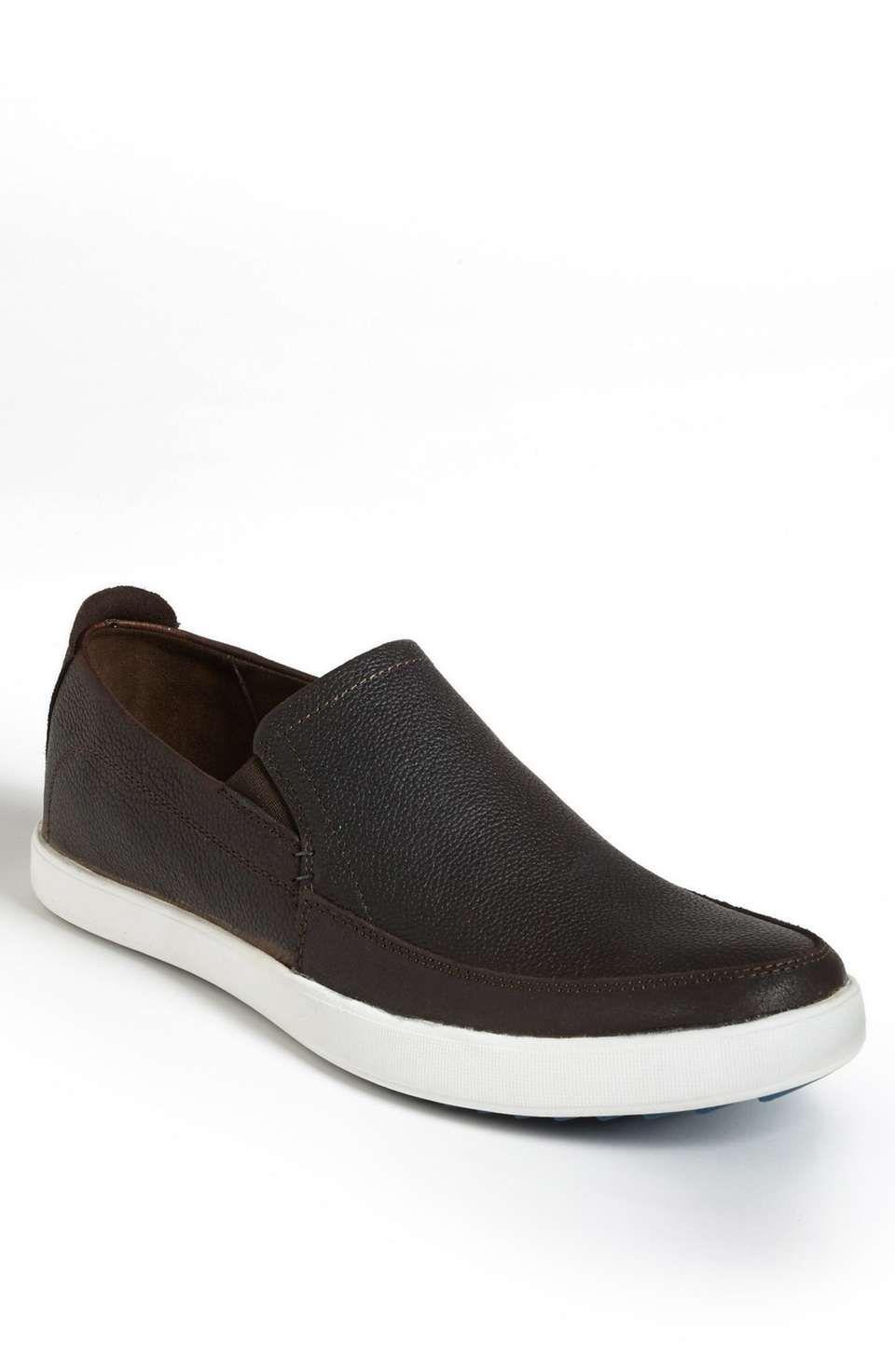 Zapatos negros Hush Puppies Roadside para hombre SlfGRA
