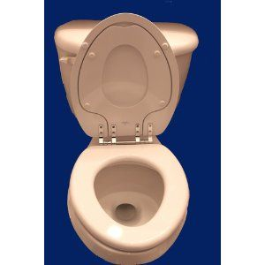 Built In Potty Seat Good For Butts Of All Sizes Potty Seat