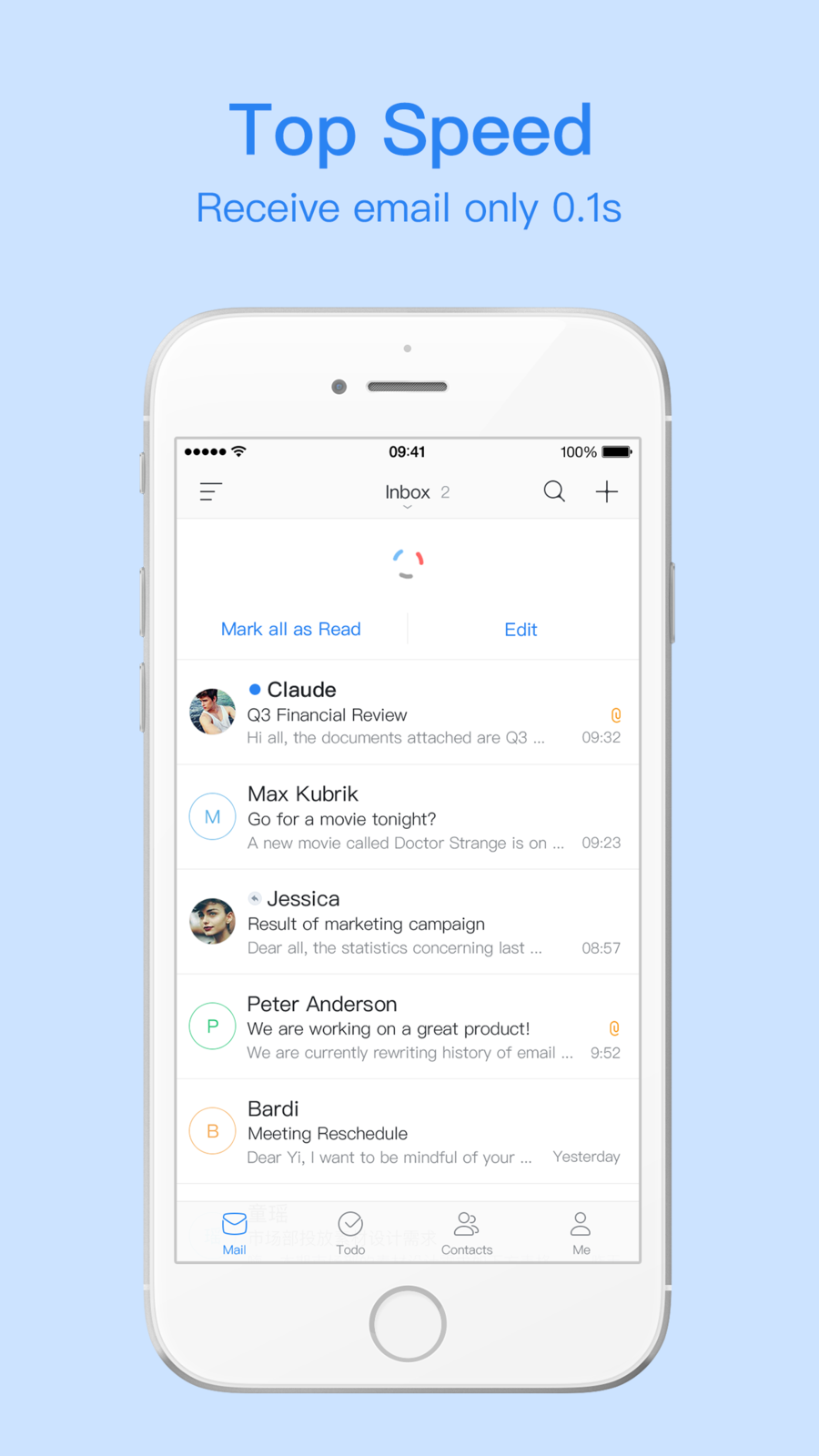 Mail Master by NetEase #Business#Productivity#apps#ios | Game Ios