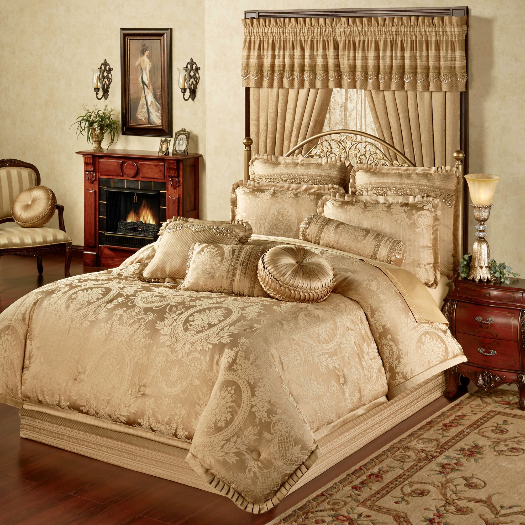 bed m tamara set pin d o r pinterest comforter anthology