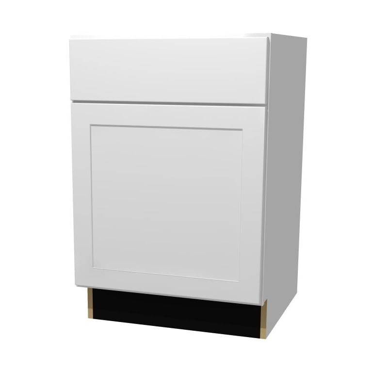 Base Cabinets Shaker Doors