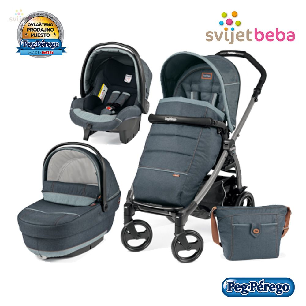 Peg Perego Book Denim