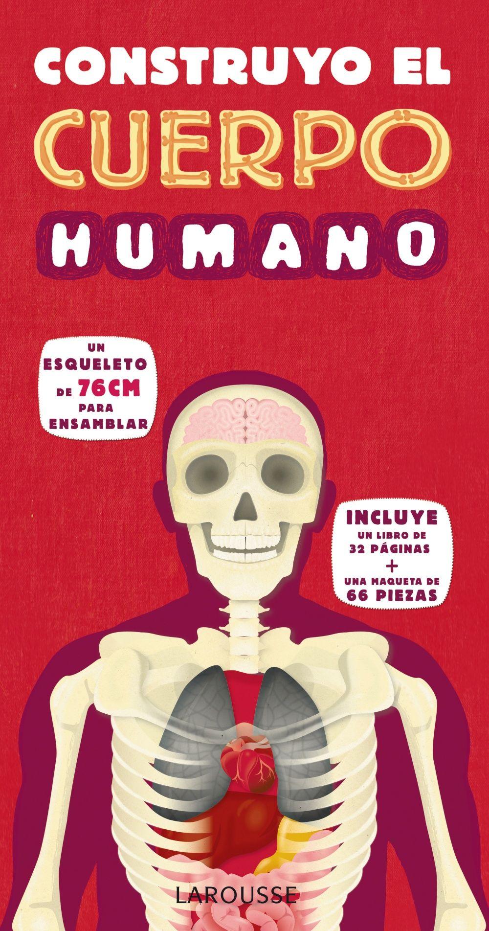 Con esta guía única interactiva del cuerpo humano, construirás la maqueta de un esqueleto humano, situarás los órganos del cuerpo y aprenderás datos fascinantes sobre cómo funciona el cuerpo. ¿Por qué late el corazón 70 veces por minuto? ¿Cómo te ...