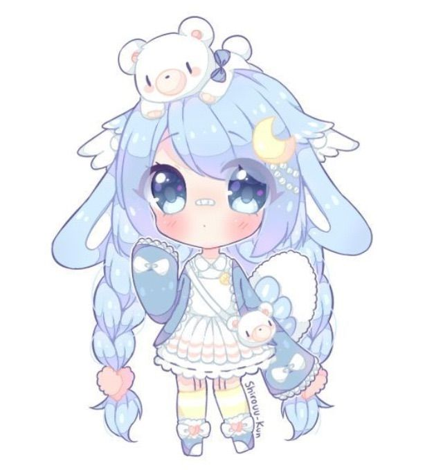 Pin By Chelsea Marielle On Anime Chibi Anime Kawaii Cute Animal Drawings Kawaii Cute Anime Chibi