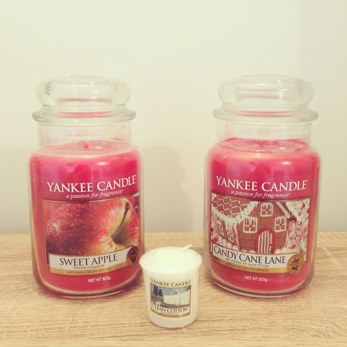 New Yankees Sweet Apple Candy Cane Lane And A Free Clean Cotton