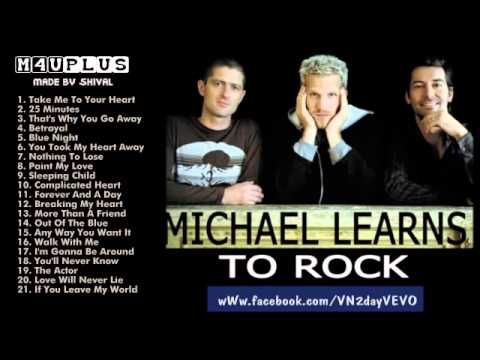 Mltr S Greatest Hits Best Songs Of Michael Learns To Rock