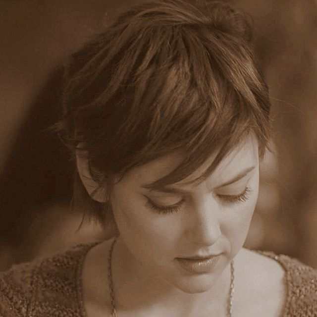Hair-- erin silver | Hair | Pinterest | Jessica stroup, Pixies and ...