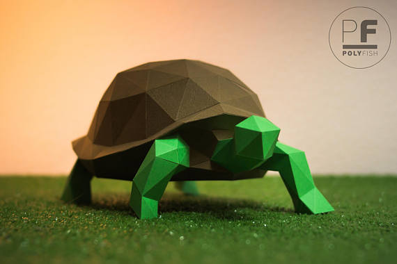 Origami squirrel Vector Image - 1817859 | StockUnlimited | 380x570