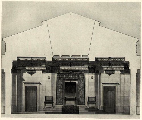 Design for a Fraternity Meeting Room