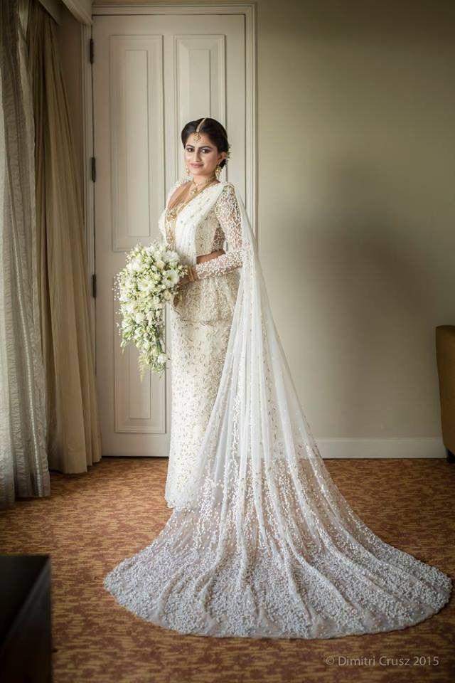 Pin by Piyuma Dulakshi on Bridal dresses | Pinterest | Saree ...
