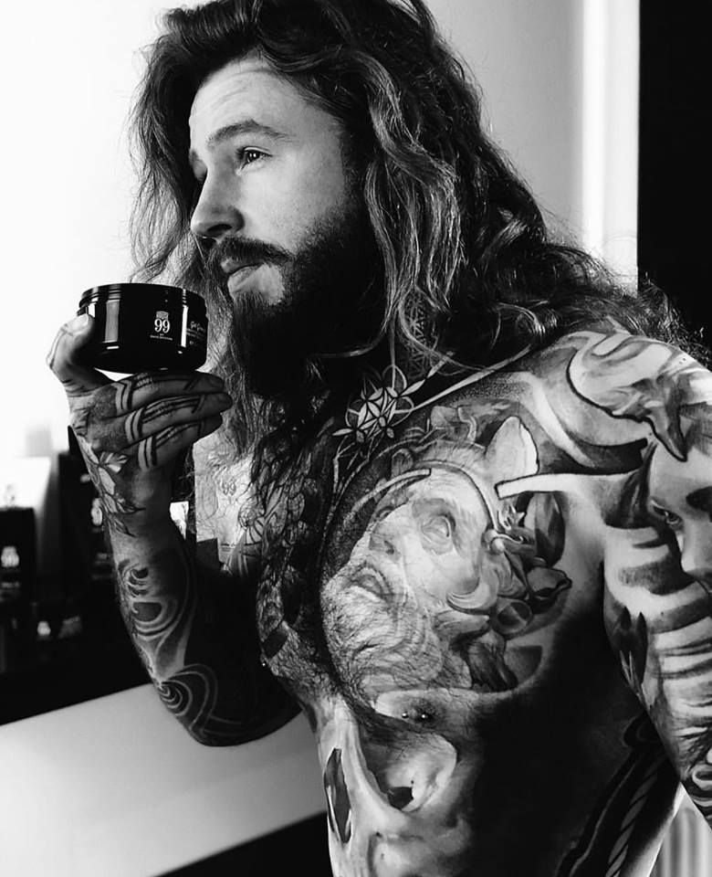 7cd62cba48 Kevin Creekman  hot  tattoos  tattooart  blackandwhite