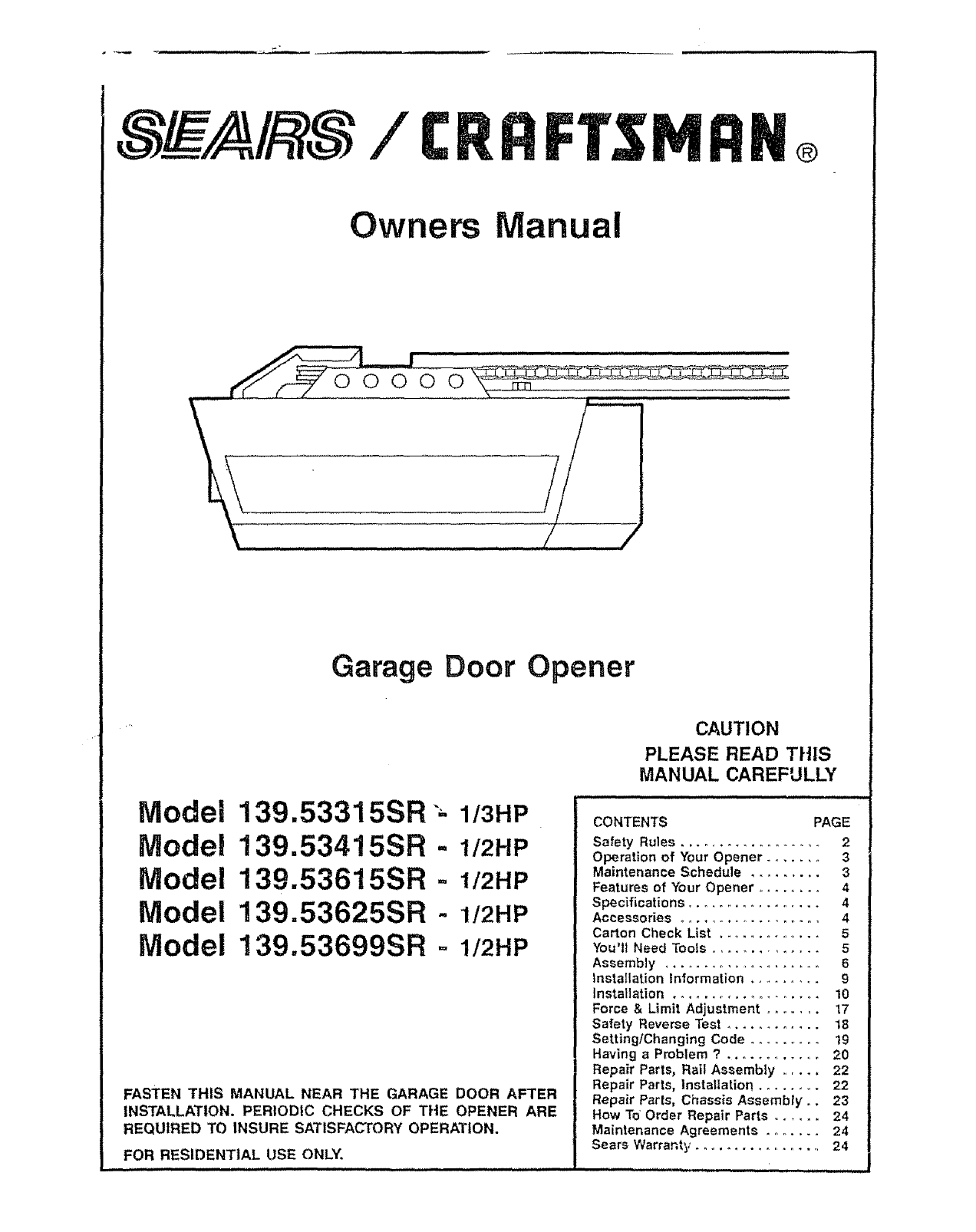 Unique Wiring Diagram Garage Door Motor Diagram Diagramsample Diagramtemplate Wiringdiag Garage Doors Craftsman Garage Door Opener Garage Door Opener Motor