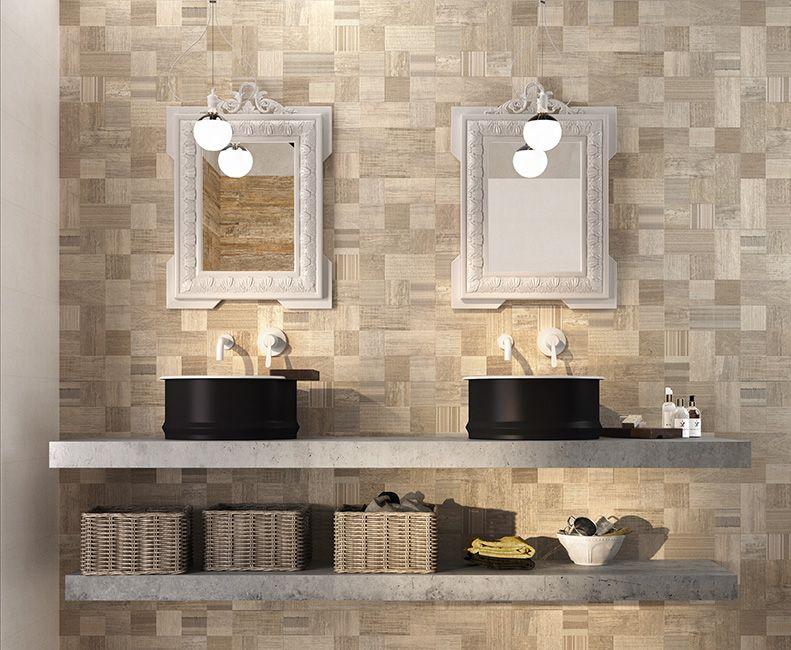 Ceramica Sant'Agostino - PIASTRELLE CERAMICHE DA PAVIMENTO E RIVESTIMENTO # Bagno  Bathroom ...