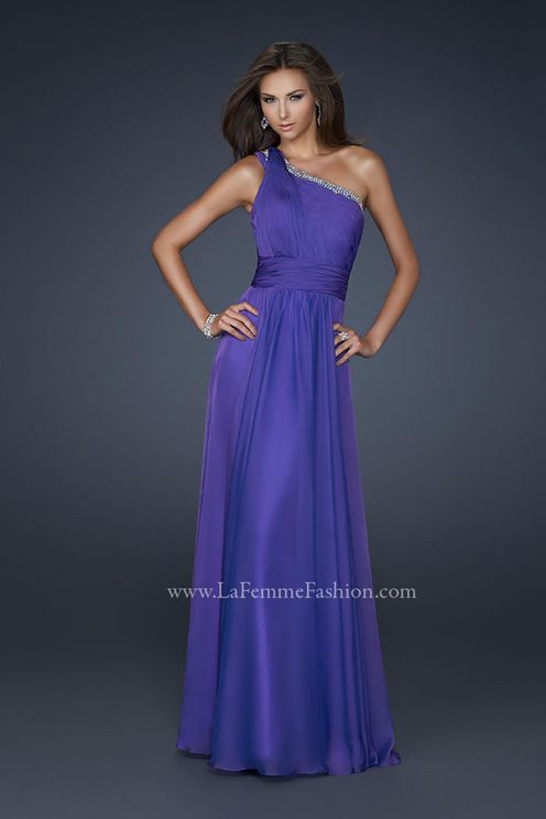 La Femme Prom dress from Serendipity | LaFemme Prom Dresses ...