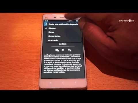 Cómo instalar Pantalla inteligente de Motorola en cualquier Android 4.1 o superior - http://www.androidsis.com/como-instalar-pantalla-inteligente-de-motorola/