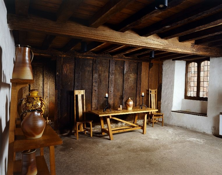 593ee44884 Medieval Cottage Interior Gallery | home stuff | Cottage interiors ...