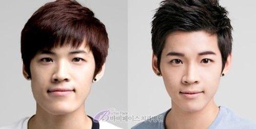 Korean celebrity plastic surgery tumblr overlays