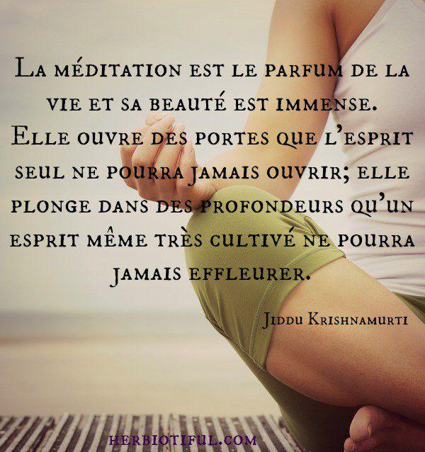 Citation Jiddu Krishnamurti Beaute Profondeur Je Pense A Toi
